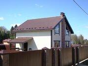 Продаётся новый дом 155 кв.м на участке 8 сот. в пос. Подосинки - Фото 2