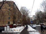 2х к. квартира, г. Москва, ул. Стрелецкая д. 16 - Фото 1