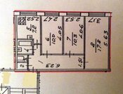 Трехкомнатная квартира по цене двухкомнатной в Выборгском рейоне - Фото 3
