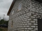 Продаю зимний дом, не дострой в зеленом, обжитом, развитом садоводстве - Фото 1