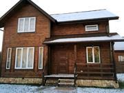 """2-эт. дом 130 м2 (брус) на участке 8 сот, кп """"Сказочный лес"""""""