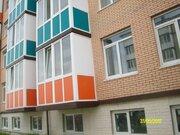 Продается новая однокомнатная квартира в г. Обнинск, мкр. Молодежный - Фото 1