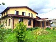Дом в деревне Дергайково - Фото 1