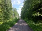 Шикарный участок 15 сот в 2 км от г.Чехов, д.Репниково. - Фото 3