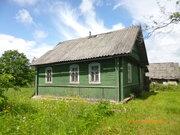 Дом в Псковской обл, Красногородском р-не, д. Рыжково, 420 км. От спб - Фото 1