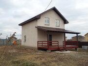 Продается новый дом 117м2, 7 соток, ИЖС, д.Кривцы, Раменский район - Фото 2