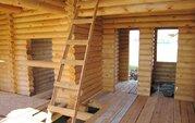 Дом из оцилиндрованного бревна 150м, Раменское, д.Бояркино, - Марково - Фото 5