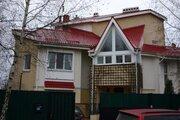 Дом с зимним 20 м бассейном в Новой Москве - Фото 4