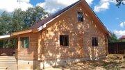 Семхоз. Новый дом для постоянного проживания.Ярославское шоссе 59 км - Фото 1