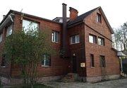Продается дом 3этажа на 15 сотках, Серпуховский р-н, д.Нефедово, - Фото 1