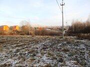 8 сот в СНТ Весна - дер.Полутино - 90 км Щёлковское шоссе - Фото 1