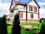 Готовый дом под ключ 300 кв.м. на 12 сотках, 18 км. от МКАД Киевское ш - Фото 1