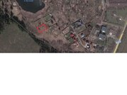 15 соток в самом селе Ершово, ул. Лермонтова, ИЖС, свет газ - Фото 3