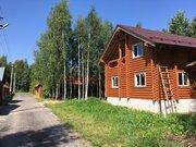 Дом 150м2, 10сот, Киевское ш, 55 км, кп Лесная радуга - Фото 2