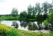 Продается участок 16 соток на берегу пруда в Наро-Фоминском районе - Фото 2