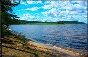 Продам земельные участки на 1 береговой линии озера Сямозеро - Фото 1