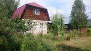 Продается дача в лесу на р.Лопасня, Ступинский район д.Съяново - Фото 5