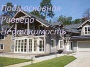 Коттедж брус 285 м2 на участке 13 сот. Черкизово