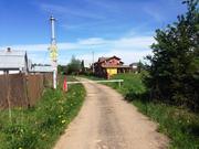 Участок 15 соток, д.Рождествено, Дмитровский район, 35 км - Фото 3
