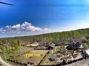 15 соток ИЖС огороженные забором в Васкелово, мкр Зеркальный - Фото 2