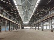 Сдам в аренду производственно-складскую площадь 11600 кв.м.
