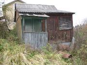 Продается участок 6 соток с летним садовым домиком в п. Икша. - Фото 1