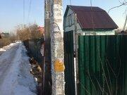 Ст. Манихино, СНТ «Урожай», участок 6 соток с домиком, Газ - Фото 2