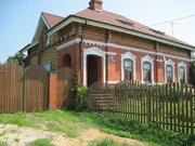 Большой добротный дом на берегу Оки. - Фото 1