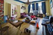 Аренда четырехкомнатной квартиры 130 м.кв, Москва, Арбатская м, .