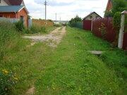 Участок в деревне Сенино, Чеховский район, ИЖС - Фото 2