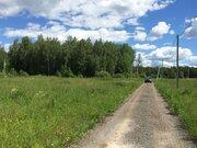 Земельный участок 12 соток в деревне Повадино - Фото 3