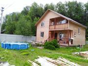 Продаётся 2-этажный дом в д. Гребнево