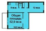 2-комнатная квартира, улица Степана Разина, 10 - Фото 1
