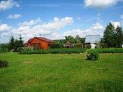 Дом, баня, летний дом 25 соток земли заповедные места д. Барыбино. - Фото 3