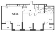 Продажа 2-комнатной квартиры, 100.46 м2 - Фото 1