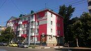 Трехкомнатная квартира в сталинке