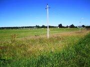 Земельные участки от 8 соток в Дачном поселке, в районе дер. Князчино, - Фото 5