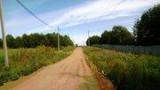 Земельный участок в Рождествено, Шаховской район. - Фото 1