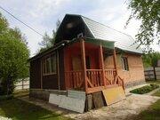 Продажа дома из бруса Воровского, Ногинский район - Фото 2