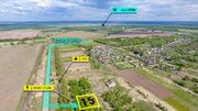 Земельный участок 15 соток (ИЖС) в д. Кожухово, Дзержинского р-на - Фото 5