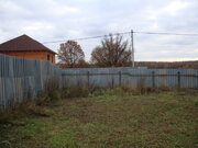 Земельный участок 6 соток в деревне Хлевино, Чеховский район - Фото 2