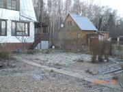 СНТ новая Москва, блочный дом, 30км, 6,5 сот, крайний к лесу, Варшавск - Фото 5