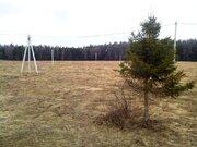 Участок 10 соток в окружении леса - Фото 1