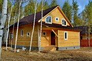 Дом в березовой роще, на огороженной и охраняемой территории. - Фото 2