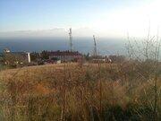Продам земельный участок 1,18 га, Ялта, пос. Парковое. Вид на море. - Фото 4