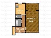 1-к.кв.в Тирасполе на Балке, возле сш№5 , пл.39 кв,8 эт./9, зайти и жи - Фото 5