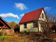 2-х этажный дачный дом площадью 80 кв.м. в садовом товариществе. - Фото 1