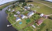 Дом со своим пирсом у пруда, 30 км от Боровска - Фото 1