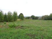 Участок под ПМЖ в Подольском районе в обжитой деревне - Фото 3