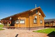 Деревянный дом с дизайнерским ремонтом - Фото 2